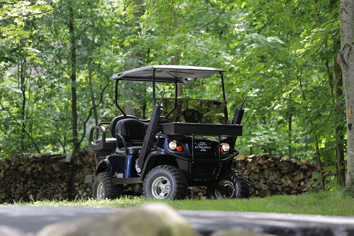 Shooting Carts Sporting Clay The Best Cart