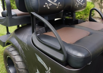 Custom seats – Pirate