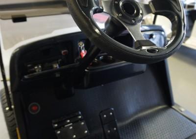 Carbon Fiber Steering Wheel