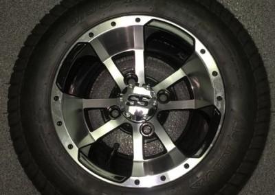 10″ Machined w/Black wheels – Storm Trooper