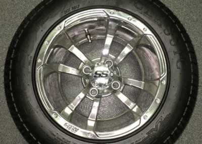 Chrome Wheels – Typhoon