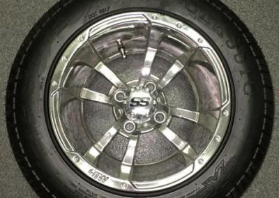 12″ Chrome Wheels – Typhoon