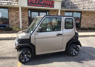Atomic Electric Vehicle – 4 seater