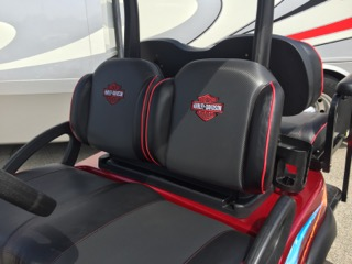 Harley Davidson Custom Seats