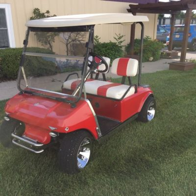 A9816_01_Red_Club-car_2-seater