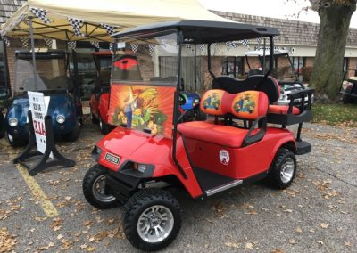 EZGO TXT – Parrot custom body