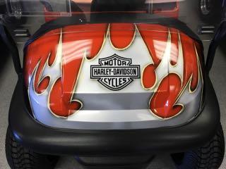 Harley Davidson Body