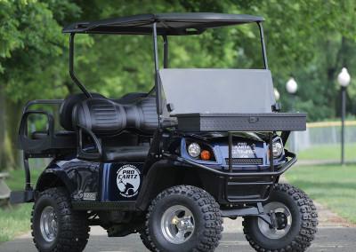 Clay-Pro Custom Golf Carts for Clay Shooting on shotgun gun carts, used sporting clays carts, stroller shooting carts,