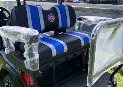 Club Car Bench Seat